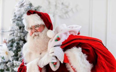 ¿Santa Claus o las Garras de Satanás?