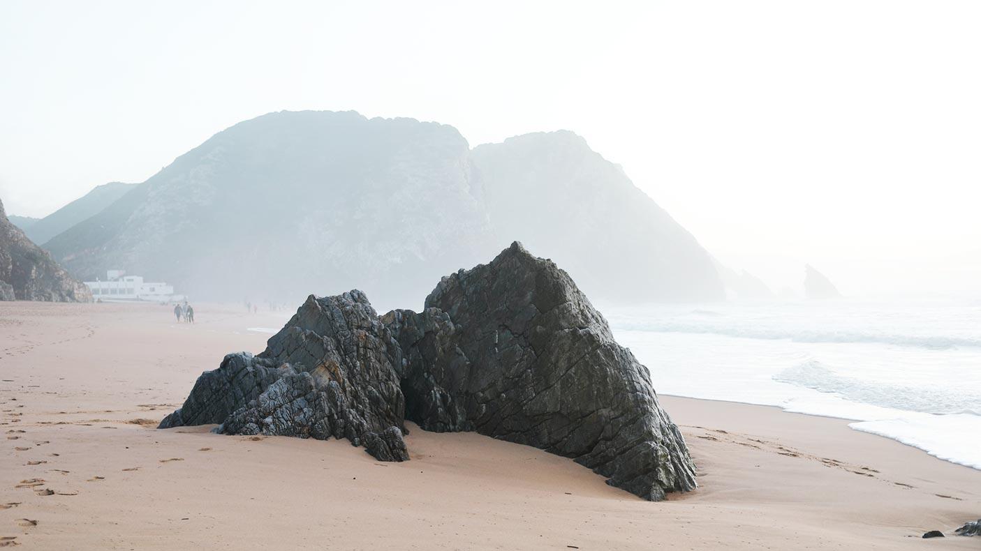 Cuando Ves La Niebla Del Mar