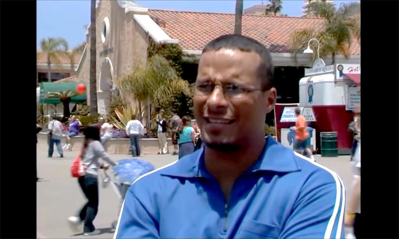 Pastor de Jovenes Confrontado por Ray