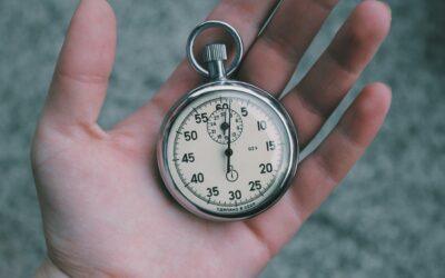 A tiempo para la eternidad